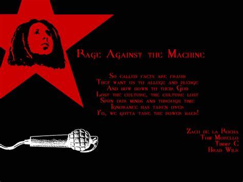 Against The rage against the machine quotes quotesgram