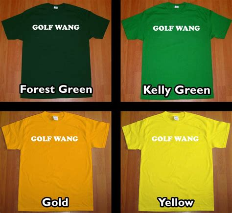 Golf Wang Kaos T Shirt Future golf wang future t shirt free earl wolf ebay