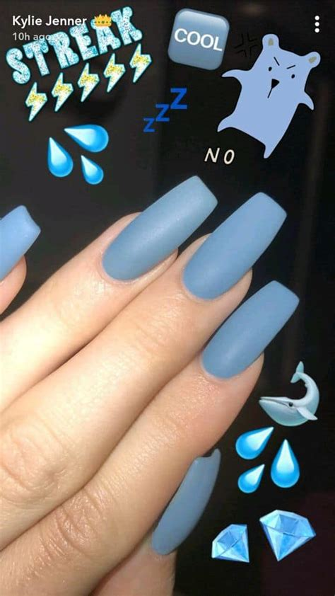 20 kylie jenner nails to keep it up with the trend
