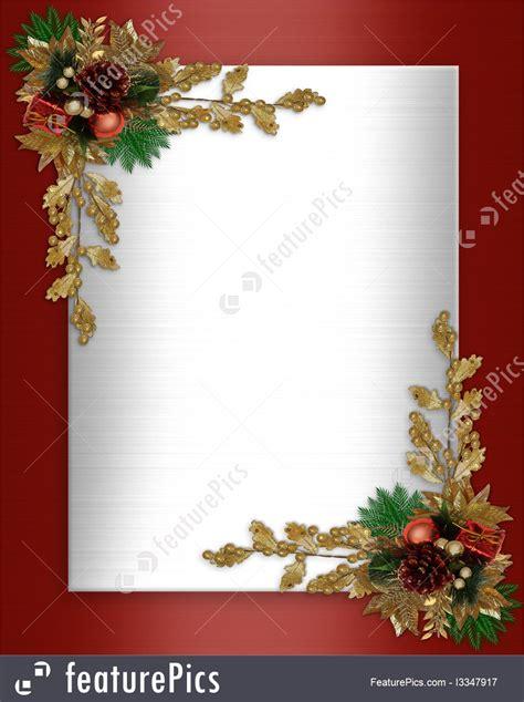 illustration  christmas frame elegant