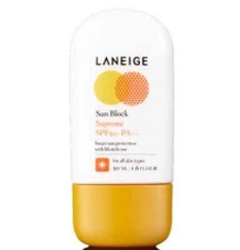 Laneige Sun Watery 50ml box korea the shop x kakao friends sun eco photogenic sun blur sun