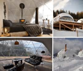 Dome Home Interior Design by Lightweight Living Global 4 Season Geodesic Dome Homes