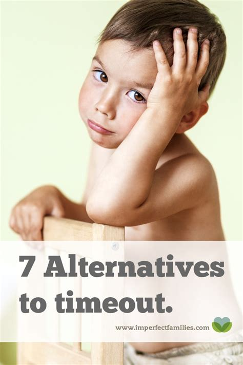 7 Alternatives To Passing Out On by 7 Alternatives To Using Quot Time Out Quot