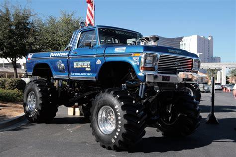 Bigfoot Truck By Thecarloos On Deviantart Bigfoot Truck