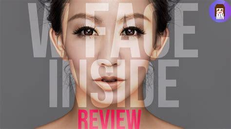 koda kumi w face inside koda kumi 倖田來未 w face inside album review youtube