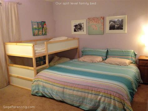 co sleeping bed 35 elegant family bed co sleeping ideas you must have