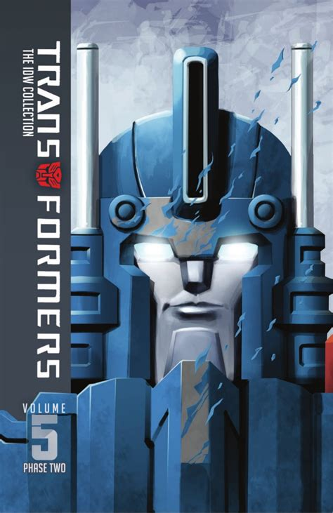 the the volume 6 imperial phase ii transformers idw collection phase two volume 6