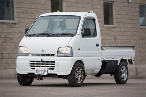 1999 suzuki carry turbo right drive