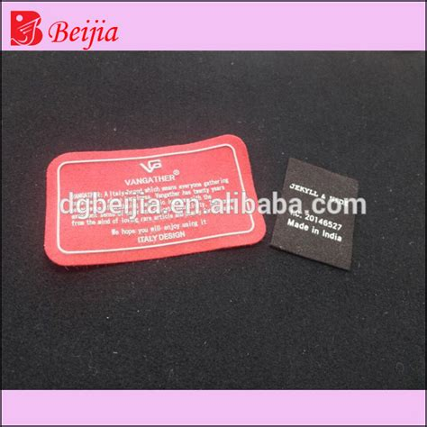 Diskon Patch Rubber Po Purchasing Order Special Design embossed brand logo custom embossed patches sew on iron for clothing buy custom patch