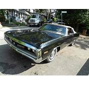 1970 Chrysler 300 Convertible For Sale