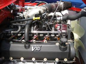 Ford V 10 Engine Ford Panel V10 Triton Engine Flickr Photo