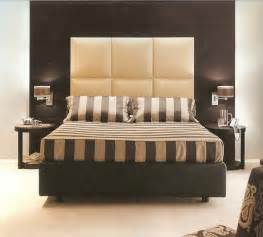 bedroom modern king size bed design with headboard