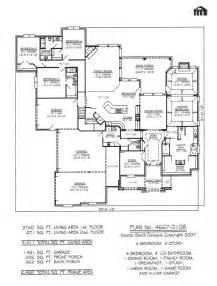 2 Bedroom House Floor Plans Free Garage 4 Bedroom House Floor Plans Garage Homes 2 Bedroom