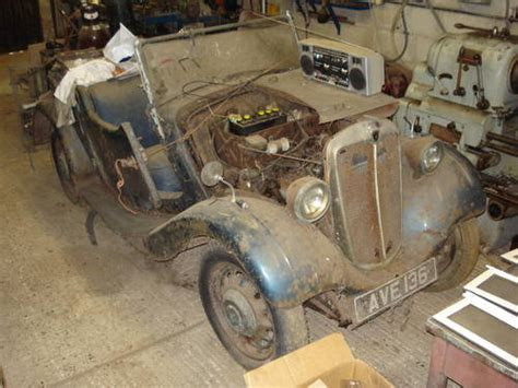 renovated cers for sale 1935 morris 8 tourer for renovation sold car and classic