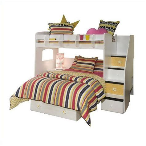 Berg Furniture Bunk Beds Berg Furniture Utica Loft Bunk Bed With Storage Stairs By Berg Toys Http Www