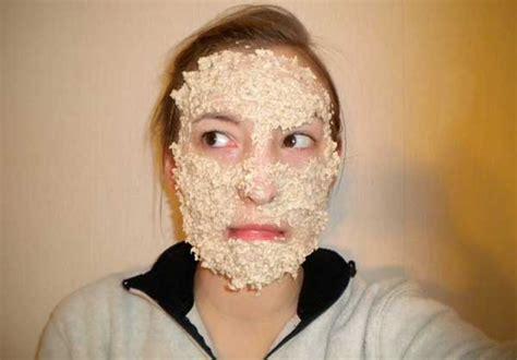 Masker Oatmeal 20 diy masks for summer home remedies