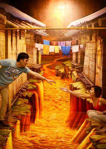 Jual Tiket Penang 3d Trick Museum Murah Anak Anak trick eye museum singapore museum 3d sentosa island sunburstadventure