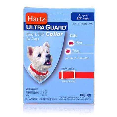 Sho Hewan Hartz Ultra Guard hartz ultraguard flea and tick collar