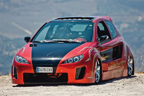 view of peugeot 206 1 6 hdi photos features and