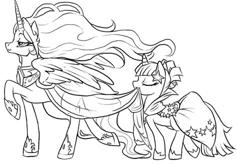 Get This Online Printable My Little Pony Friendship Is My Pony Friendship Coloring Pages