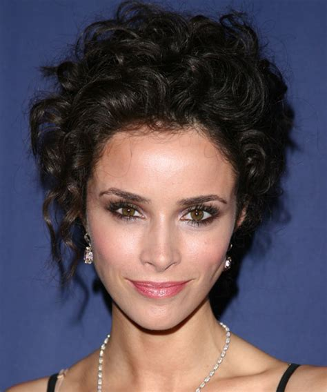 s prom hairstyles 2005 abigail spencer curly formal updo hairstyle