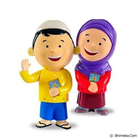 Murah Hafiz Doll Hafizah Doll jual al qolam hafiz dan hafizah talking doll murah