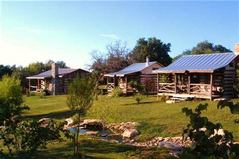 log cabins at barons creekside fredericksburg tx cozy