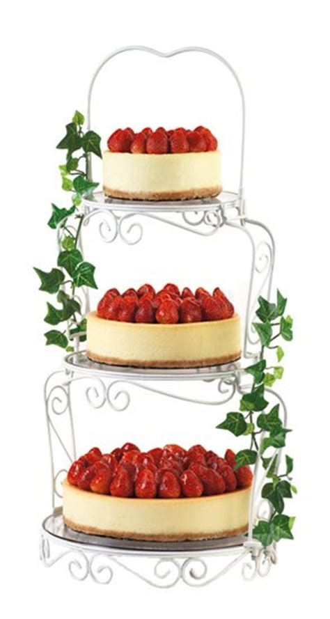 Cheesecake Wedding Cake – Best 25  Wedding cheesecake ideas on Pinterest