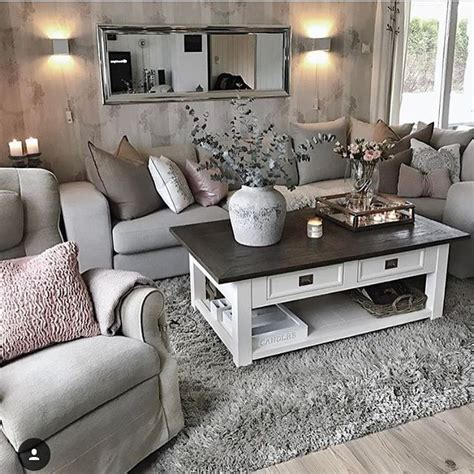 Gray Living Room Chairs Best 20 Shabby Chic Living Room Ideas On