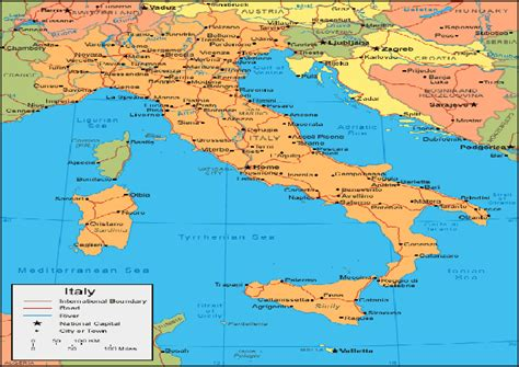 615 us area code time zone italy political map 28 images italy political map map
