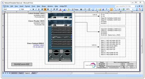 rack layout template excel network diagram templates cisco networking center