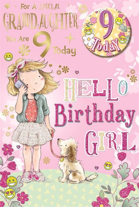 Singing Birthday Cards For Granddaughter