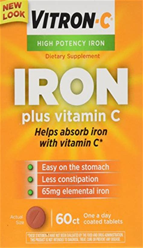 Dvd Vitron 566r Mini best vitron c high potency iron supplement with vitamin c 60 count reviews from kempimages
