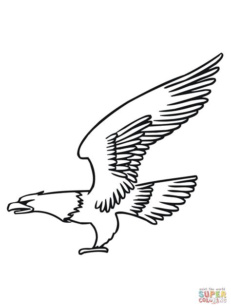soaring eagle coloring page pin soaring eagle colouring pages on pinterest
