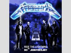 Metallica: Ride the Lightning 30th Anniversary by ... Metallica Ride The Lightning Tour