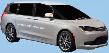 Chrysler Town And Country Redesign 2017 Chrysler Town And Country Redesign Futurecarimages
