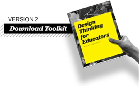 design thinking toolkit toolkit 171 design thinking for educators
