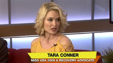 Tara Miss Usa In Trouble by Recovering From Addiction Woai