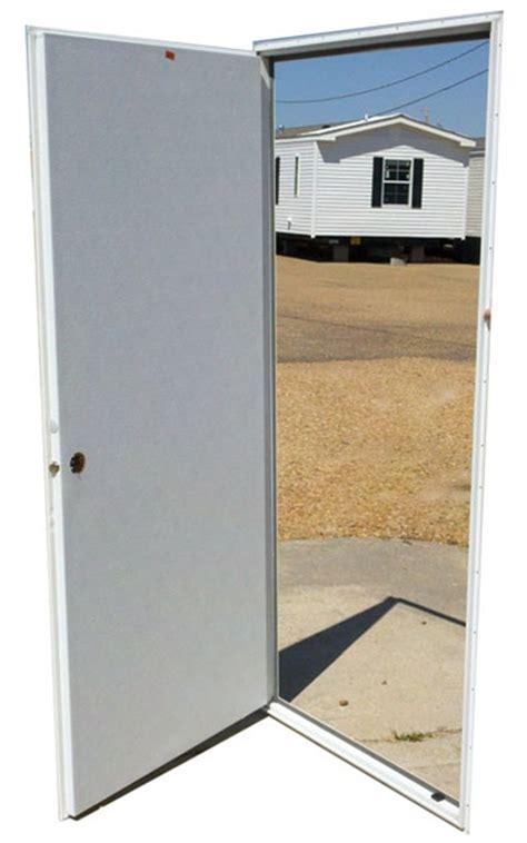 Solid Aluminum Outswing Door 32x72 Lh 32 X 72 Exterior Door