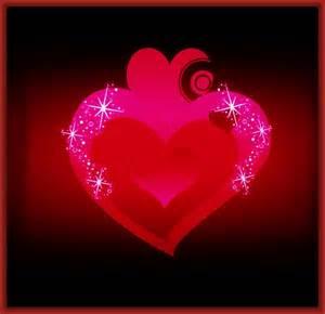 imgenes de con rosas y corazones imgenes de imagenes de corazones de flores y estrellas bonitas