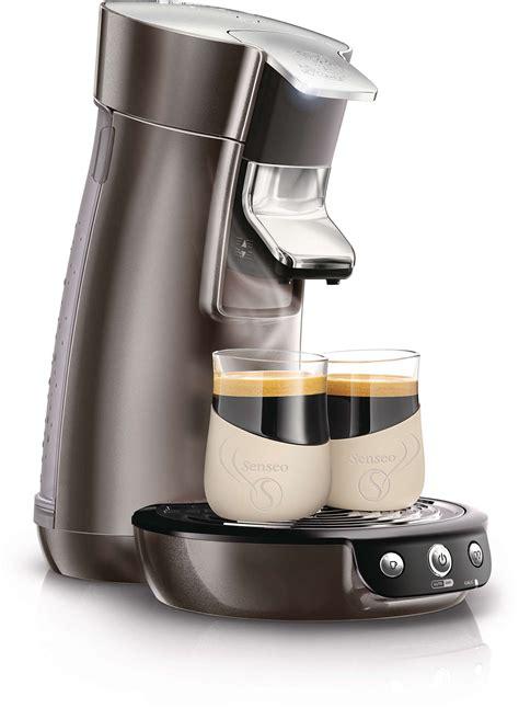Philips Senseo Viva Café 1283 by Viva Caf 233 Premium Kaffeepadmaschine Hd7835 10 Senseo 174
