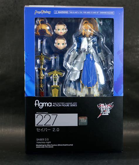 New Anime Fate Stay Blue Saber 2 0 Figma 227 Pvc Figure 6 figma saber 2 0 fate stay 227 max factory loja s 227 o paulo