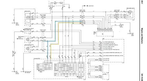 ford xr6 wiring diagram