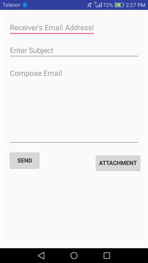 pattern java email how to send email with attachments in android java