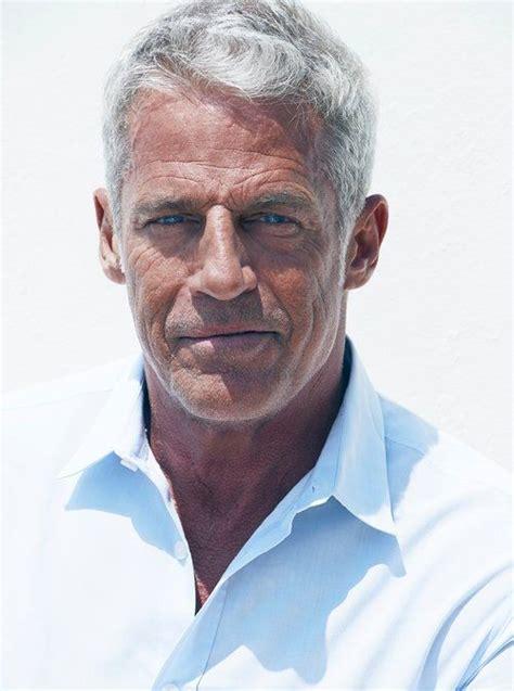 good looking gray haired men 40 best good looking older men images on pinterest