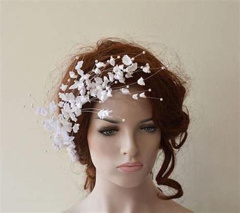 Wedding Hair Accessories Flowers by Wedding Flower Hair Combs Wedding Hair Accessories