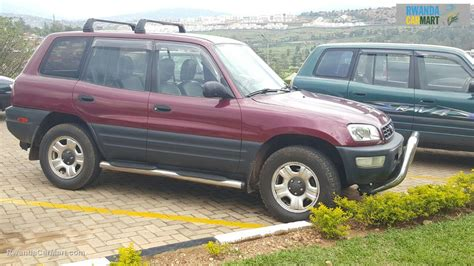 Toyota Rav4 For Sale Used Toyota Suv 1997 Toyota Rav4 For Sale Rwanda Carmart