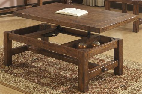 wood lift top coffee table solid wood coffee table design images photos pictures