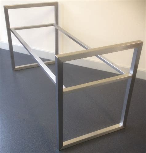 steel bench frame architectural design furniture and leisure warren