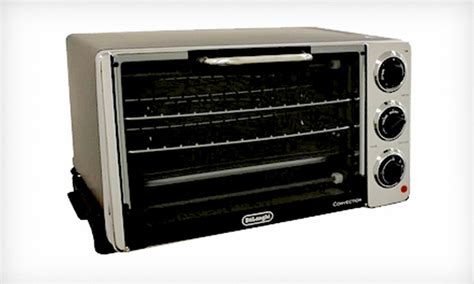 Best Deals On Toaster Ovens Delonghi Convection Toaster Oven Deal Of The Day Groupon